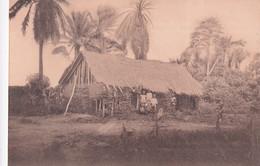 KISANTU  EERSTE  WOONHUIS DER PATERS - Belgian Congo - Other