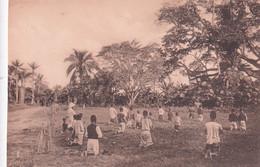 KISANTU  EERSTE  WOGROT VAN O.L.V. VAN LOURDES  KWANGO - Belgian Congo - Other