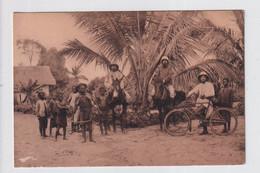KISANTU  REISKLAAR - Belgian Congo - Other