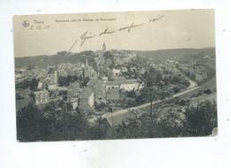 Thuin Panorama Pris Du Château De Beauregard - Thuin