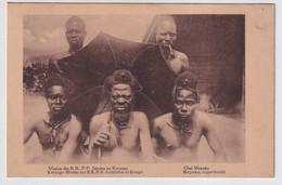 KWANGO MISSIE DER E.E.JESUITES IN KONGO  CHEF MUYAKA - Belgian Congo - Other