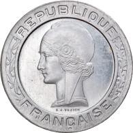 Monnaie, France, Concours De Vézien, 5 Francs, 1933, ESSAI, SPL, Aluminium - J. 5 Francs