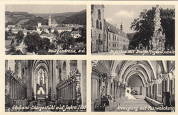 8018) HEILIGENKREUZ NÖ - Stiftshof - Giuliani Chorgestühl - U. Kreuzgang Mit Fusswaschung ALT ! - Heiligenkreuz