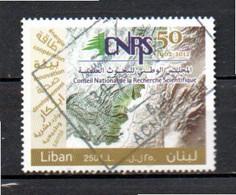 Timbre Oblitére Du Liban - Líbano