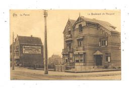 La Panne NA150: Le Boulevard De Nieuport 1928 - De Panne