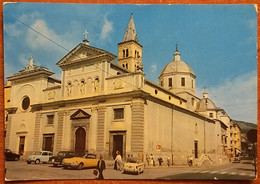Alassio (Savona). Chiesa Di Sant'Ambrogio. Auto, Car, Voitures - Citroen Pallas. - Savona