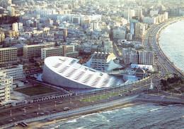 General View Of The Bibliotheca Alexandrina - Alexandrië