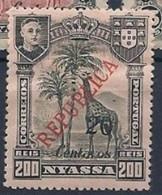 NYASSA - Girafe - Nyassa
