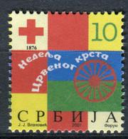 SERBIA 2007 - Red Cross - MNH Set - Serbie