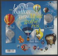 Belgique COB 4560 à 4564 (BL231) ** (MNH) - Blocs 1962-....