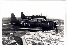 PHOTO AVION  AVIATION DOUGLAS DAUNTLESS FRANCAIS - Aviation