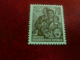 Deutsches Demokratische Republik - Famille - Val 70 - Brun - Neuf - Année 1957 - - Neufs