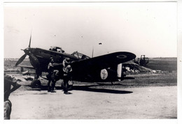 PHOTO AVION  AVIATION  MORANE SAULNIER MS 406 - Aviation