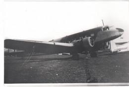 PHOTO AVION  AVIATION  BLOCH MB 220 - Aviation