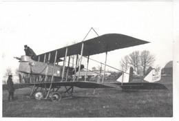 PHOTO AVION  AVIATION  FARMAN - Aviation