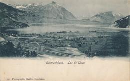 R009476 Heimwehfluth. Lac De Thun. Gabler - World
