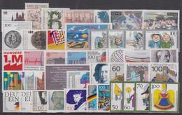BRD, Jahrgang 1990 , Postfrisch/xx  (6296) - Nuovi