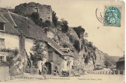 CPA   ROCHEFORT   Le Vieux Chateau - Altri Comuni