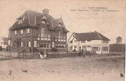 "Sint-Idesbald - Villa's ""Sans Gene"" , ""Suzette"" En ""Pannenhuis"" - Uitg. Henri Georges, Brussel   Nr 12 - Koksijde"