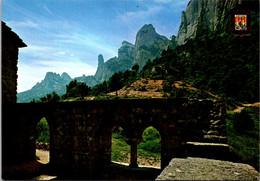 "Spain Montserrat Monastery ""Santa Cecilia"" - Barcelona"