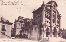 Monaco Cathédrale Verso Franchise Hôpital Ass. Dames Françaises Nice 17/01/18 - Saint Nicholas Cathedral