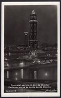 España - Tarjeta Postal - Circa 1930 - Barcelona - Funicular Nocturno - No Circulada - A1RR2 - Barcelona