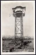 España - Tarjeta Postal - Circa 1930 - Barcelona - Torre De San Sebastian - No Circulada - A1RR2 - Barcelona