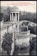 España - Tarjeta Postal - Circa 1900 - Barcelona - Jardines Del Laberinto - No Circulada - A1RR2 - Barcelona