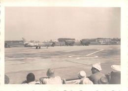 """2267"""" FOTO- CACCIA MILITARE E LE FRECCE TRICOLORI  Mis ( 7.50x 10.50) - Aviation"""
