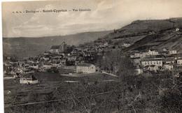 - 24 - ST-CYPRIEN - Vue Générale - - Otros Municipios