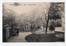 237 - SPA - Pensionnat Ste Croix - Vue Du Parc - Spa