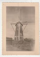 Windmolen - Te Situeren - Moulin à Vent - Foto 7 X 10 Cm - Otros