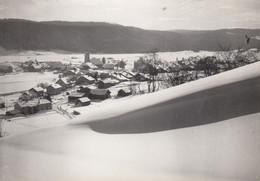 25 - Mouthe - Un Beau Panorama Du Village En Hiver - Mouthe