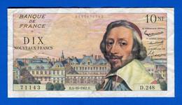 10  Nf  Du  4 /10 /1962 - 10 NF 1959-1963 ''Richelieu''