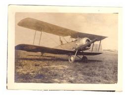 SAOPWRITH à HOMPS   1917    PHOTO SEPIA - Aviation