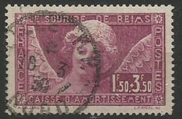 France . Y&T N° 256 Oblitéré - Sourire De Reims - Usati