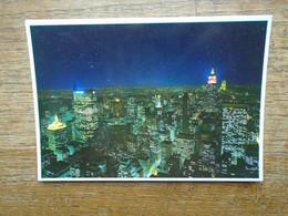états-unis , New York City - Panoramische Zichten, Meerdere Zichten