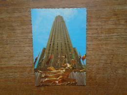 états-unis , New York City , Rca Building - Andere Monumenten & Gebouwen
