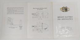 01183 231crt/ Impianti Elettrici Per Aeronautica - Magneti Marelli - Manuali