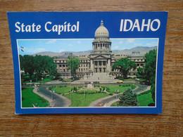 états-unis , Idaho , Boise , Idaho State Capitol - Boise