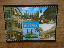 états-unis , Louisiana , New Orléans , French Quarter - New Orleans