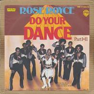 "7"" Single, Rose Royce - Do Your Dance - Disco, Pop"