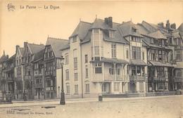 La Panne - La Digue - De Graeve N° 1652 - De Panne