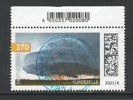 Duitsland 2021 Mi 3614 Superzelle, Hele Hoge Waarde, ,prachtig  Gestempeld - Used Stamps