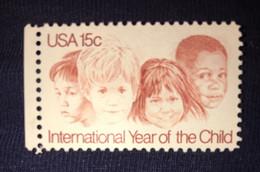 See Photos. USA, 1979, Scott #1772, International Year Of The Child, 15c Single, MNH, VF - Nuevos