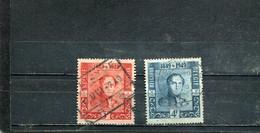 Belgique 1949 Yt 809-810 ** - Used Stamps