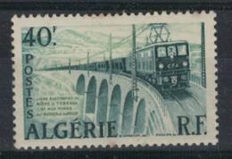 ALGERIE     N°  YVERT  340     NEUF SANS  CHARNIERE   (NSCH 3/29 ) - Unused Stamps