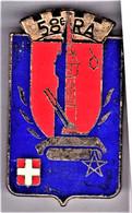 58° RA. 58° Régiment D'Artillerie. 2 Anneaux. Delsart.2240. - Army