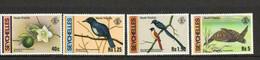 SEYCHELLES 1994 BIRDS - Seychelles (1976-...)