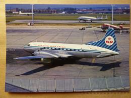 KLM  CONVAIR 340  PH-CGD  / Collection Vilain N° 1483 - 1946-....: Modern Era